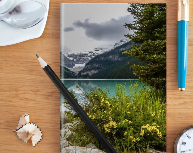Featured listing image: Summer at Lake Louise Notebook