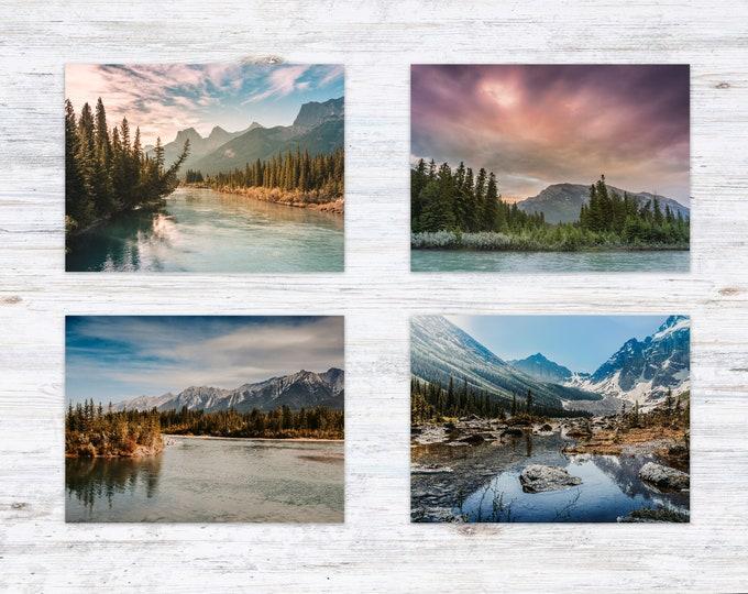 Mountain Postcards