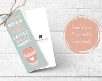 Coffee Bookmark