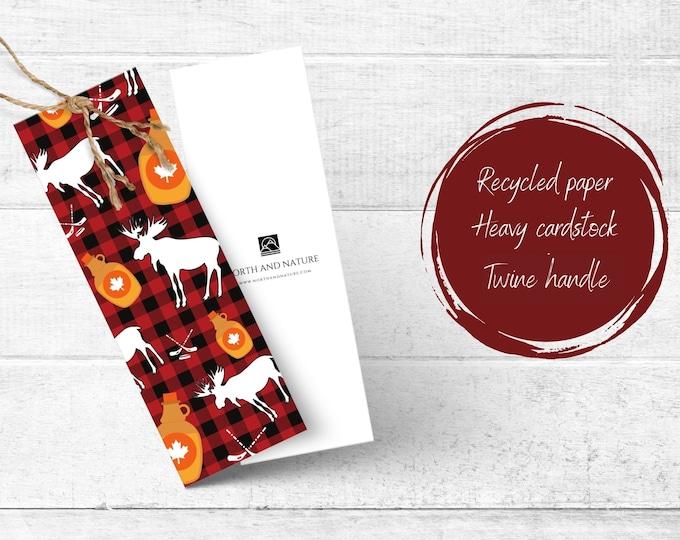 Plaid Bookmark