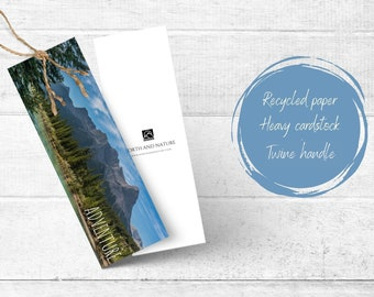 Mountain Bookmark
