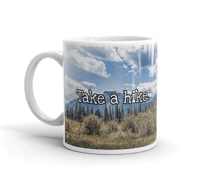 Mountain Hiking Coffee Mug