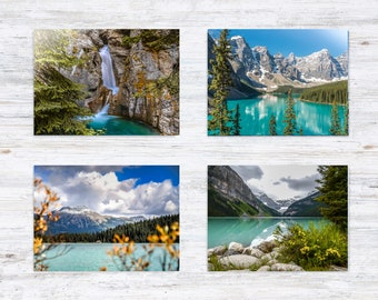 Banff National Park Postcard Set
