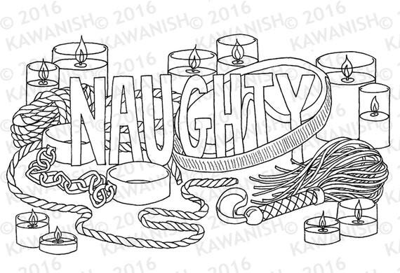 bdsm coloring pages naughty kinky BDSM adult coloring page wall art | Etsy bdsm coloring pages