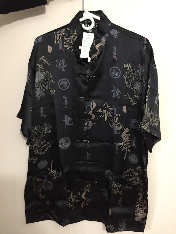 Vintage Chinese Kimono, Robe