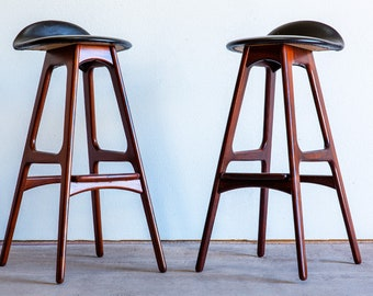 Groovy Wood Bar Stool Etsy Bralicious Painted Fabric Chair Ideas Braliciousco