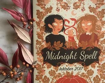 Fanzine - Midnight Spell