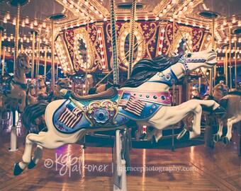 Carousel Photography, Carnival Fine Art photography, Merry Go Round, Fair, Orange County