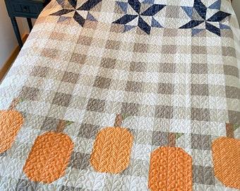 DIGITAL Pattern: Buffalo Check Autumn