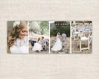 Facebook Timeline Cover - Timeline Cover Template - Facebook Wedding Photography Timeline Cover - Timeline Template - INSTANT DOWNLOAD