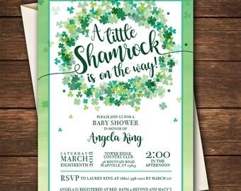 irish invitation etsy