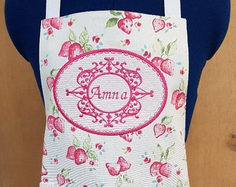 Apron Pattern and Instructions