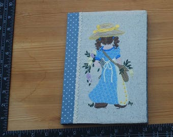 Notebook Cover Pattern and instructions