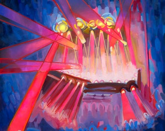 Neon Circus #3