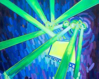 Neon Circus #4
