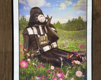 Darth Sipping Some Tea