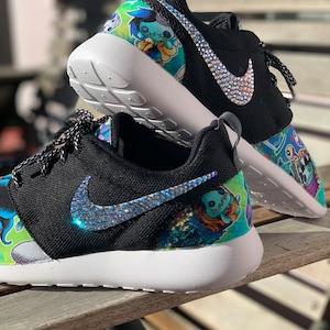 Lilo and Stitch custom Nike Roshe | Etsy