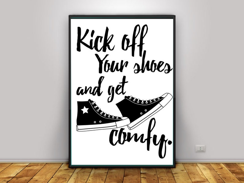 graphic about No Shoes Sign Printable known as Get off your sneakers indication printable dorm artwork no sneakers welcome poster just take off sneakers print signal instantaneous obtain dwelling indicator entryway decor indication