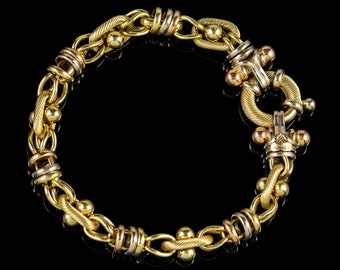 4aa4ff9d5 Solid Gold Bracelet 18ct Yellow Gold