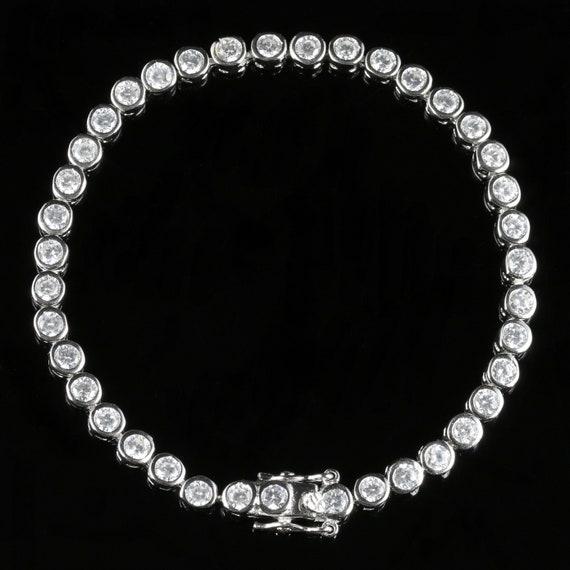 Paste Silver Bracelet