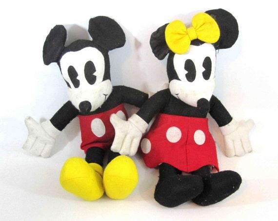 Mickey och Minnie dating sedan