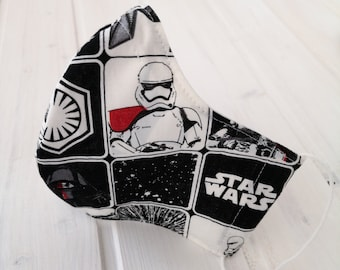 """Star wars"" filter pocket mask Available in all sizes"