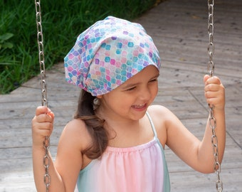 "Baby bandana ""pastel colors"""