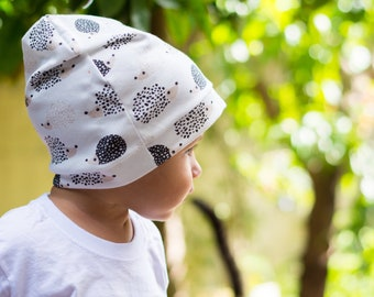 "Organic Cotton Hat ""little curls"""