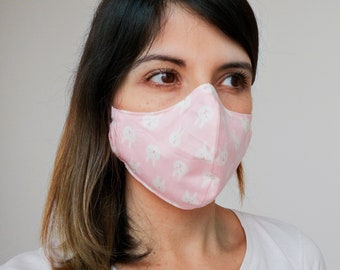 """""""Bunny"""" filter pocket mask Available in all sizes"""