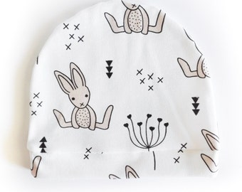 """Bunny"" Organic cotton Hat"