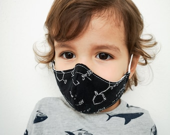 """Little Chemical"" Filter Pocket Mask Available in All Sizes"