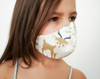 """""""Little Deer"""" Filter Pocket Mask Available in All Sizes"""