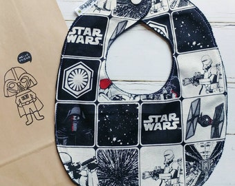 """Star Wars"" bib"