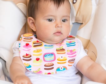 """Infinite Sweetness"" bib"