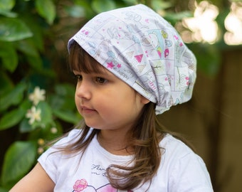 "Bandana for Bimba ""Little animals at the castle"""