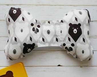 """Ergonomic cushion for children """"How many bears!"""""""