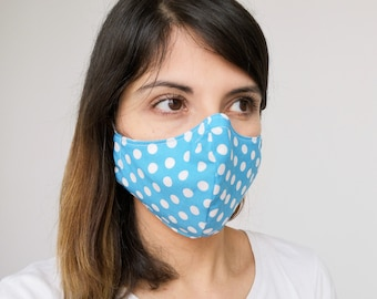 """Skyoly Pois"" Filter Pocket Mask Available in All Sizes"