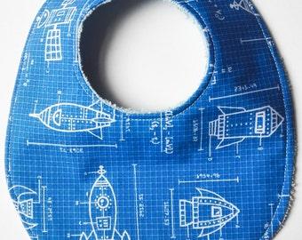 """""""Small Astronauts"""" bib"""
