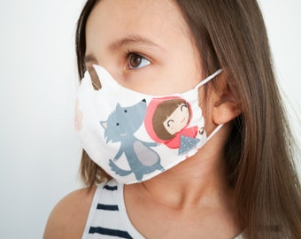 """""""RED CAPPUSe"""" filter mask Available in all sizes"""