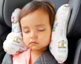 """Little cute"" ergonomic cushion for children"