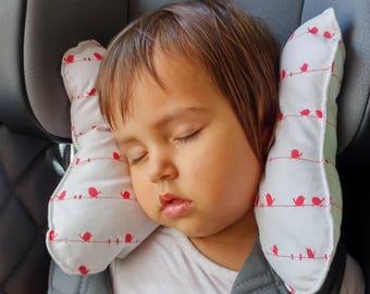 "Ergonomic cushion for children ""nestlings on The Wire"""