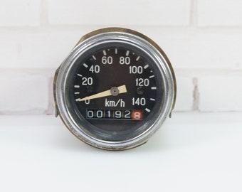 Entfernungsmesser Fahrrad : Old speedometer etsy