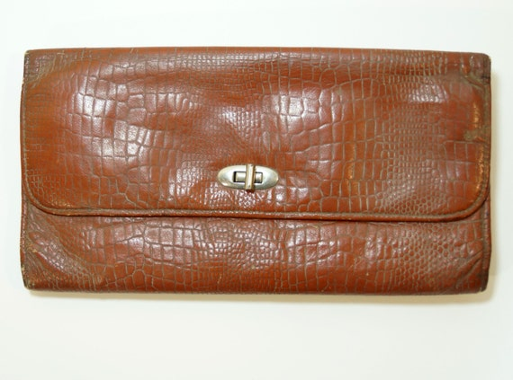 Soviet coin purse,vintage purse,woman purse made in ussr