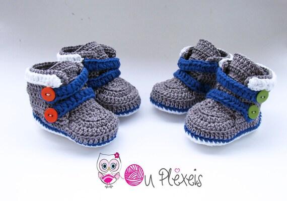 Baby Sneakers, häkeln Kleinkind Turnschuhe, Baby Sportschuhe, Baby Baby Schuhe für Mädchen, Babyschuhe für Jungen, Sportschuhe, Babyschuhe