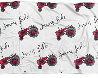 8ad4c2062354 Personalized Baby Blanket Boy