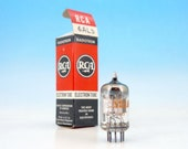 6AL5 RCA Made in USA Double Diode Detector Electronic Vacuum Tube Art Project Decoration EAA91 EB91 6B32 CV140