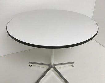 Eames Table Base Etsy - Herman miller tulip table