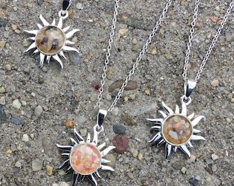 NEW! Shore Line Sand & Sun Necklace