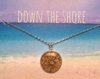 NEW! Shore Line Sand Necklace
