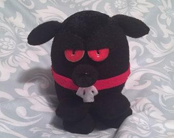 Black Shuck Monster Plushie